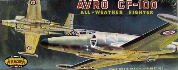 Aurora 137-175 CF-100sld