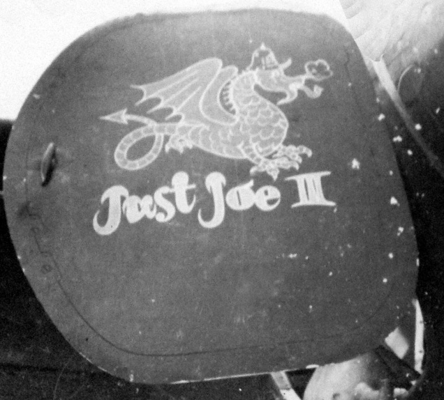 Just Joe III zoom in