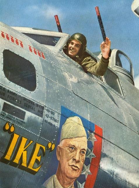 Ike B-17