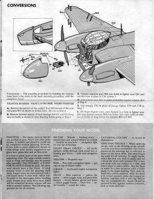 Monogram Mosquito 005