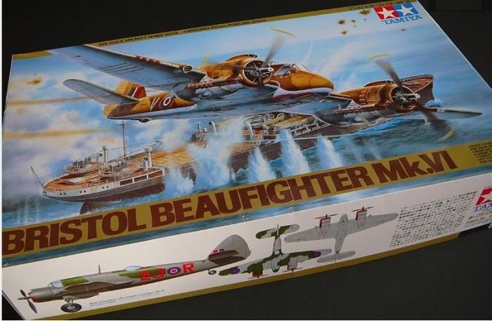 Tamiya Beaufighter