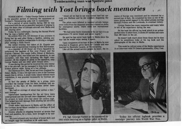 Newspaper clipping George Nadon_original (Copier)