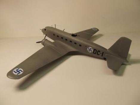 "Douglas DC-2 ""Hanssin-Jukka""."