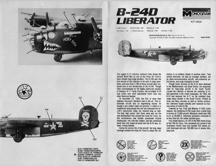 B-24D Liberator 001