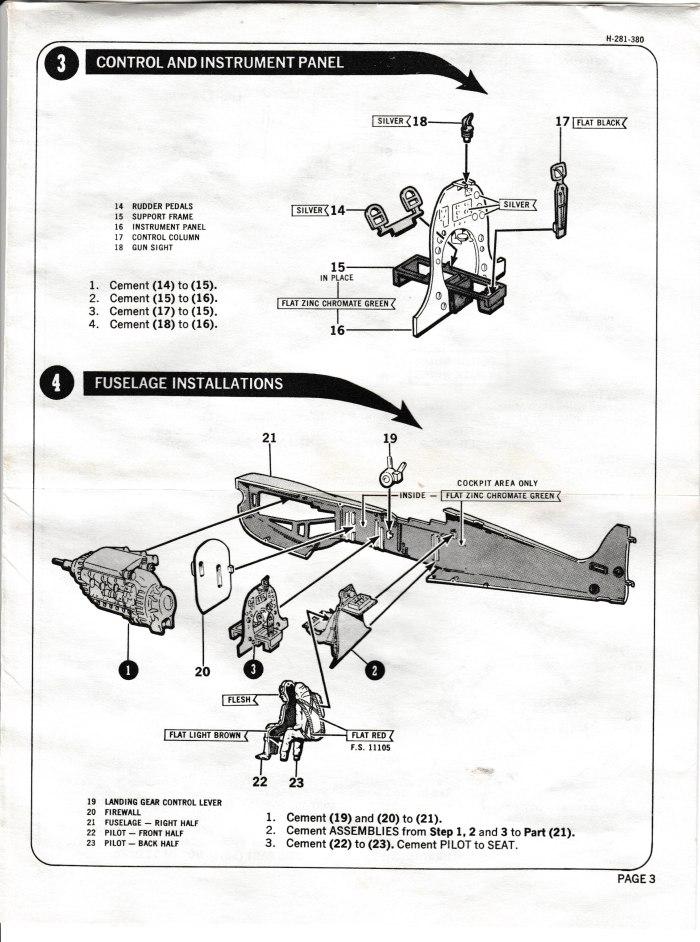 Revell Spitfire 003