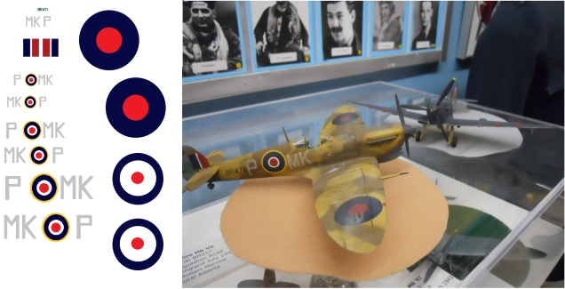 Spitfire MK-P