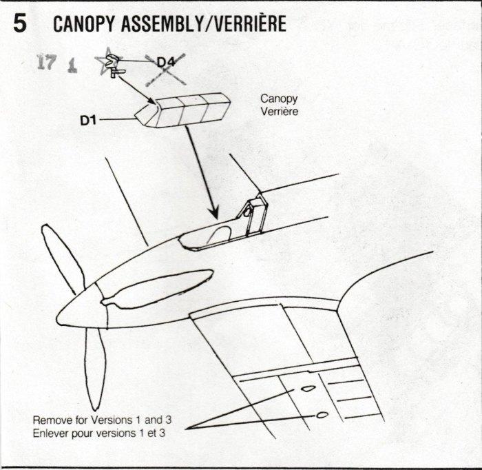 Hobbycraft Hurricane Step 5