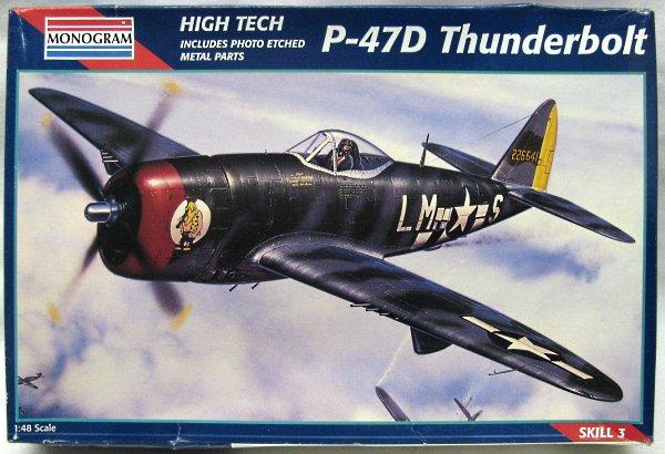 Monogram 5487 P-47Schill
