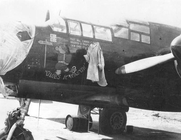 418th_Night_Fighter_Squadron_Northrop_P-61A-1-NO_Black_Widow_42-5507
