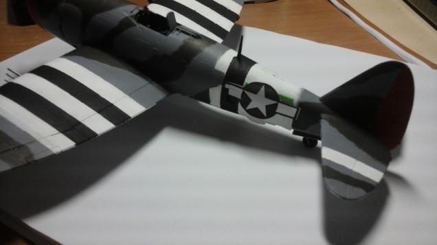 fuselage stripes
