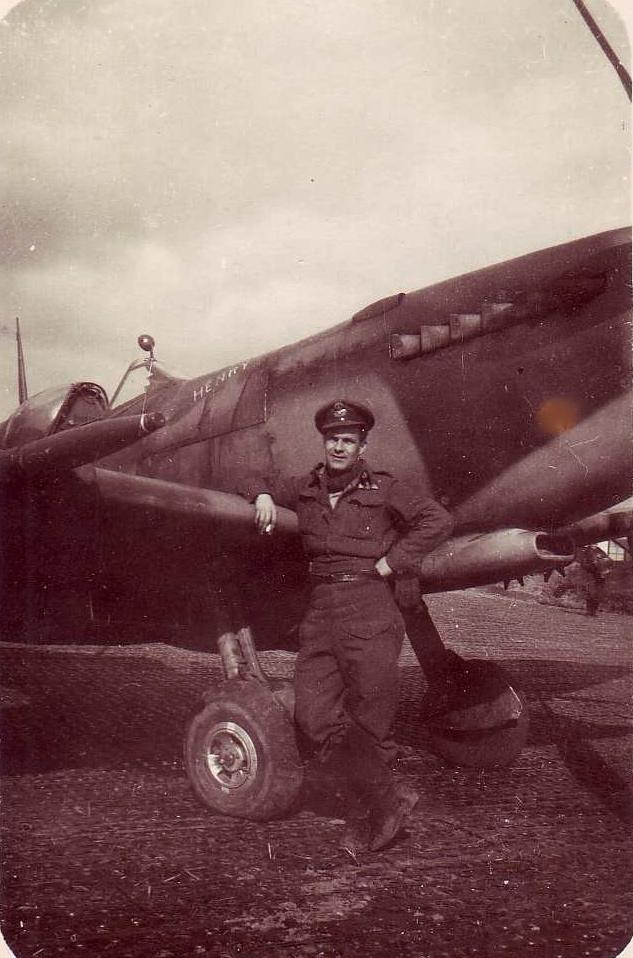 Dad & Spitfire