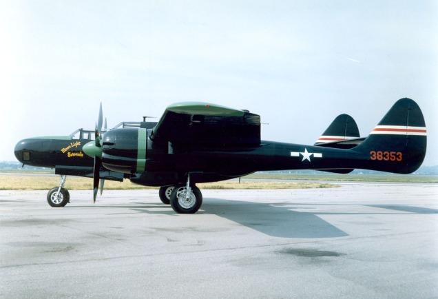 Northrop P-61C